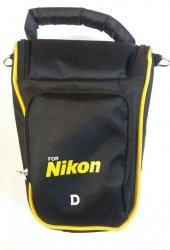 Nikon D7100 İçin Profesyonel Üçgen Çanta