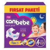 Canbebe Bebek Bezi Fırsat 4 Beden 7 14 Kg 60...
