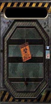Bilim Kurgu Kapı Giydirme 173