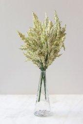 2li Dooset Daram Beyaz Yapay Çiçek