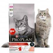 Pro Plan Yetişken Kediler İçin Somon Balıklı Kedi Maması 3 Kg