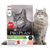 Pro Plan Somonlu Kısırlaştırılmış Kedi Maması 10kg 07 2020
