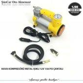 Oscar Metal, Işıklı Oto Lastik Şişirme Hava Kompresörü