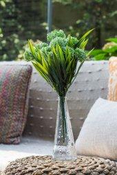 2li Allium Yeşil Yapay Çiçek