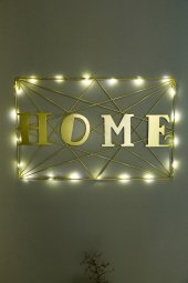 Home Led Işıklı Pano