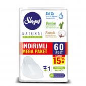 Sleepy Natural Ultra Hassas Normal Mega Paket 60 A...