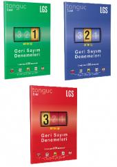Tonguç Akademi Lgs Geri Sayım Denemeleri 1, 2 Ve 3