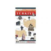Türkiye Haritası Touristmap Mepmedya