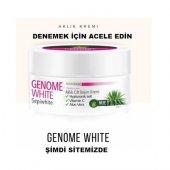 Genome White Sepiwhite Yeni Kaliteli Beyazlatıcı Aklık Kremi