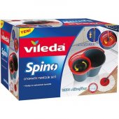 Vileda Spino Otomatik Sıkmalı Temizlik Seti Bedava Kargo 2 Yıl