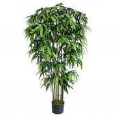 Euro Flora Dev Yapay Bambu Ağacı 210 Cm