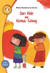 Minik Dostlarımız Serisi Sarı Kalp Ve Kırmızı Güneş