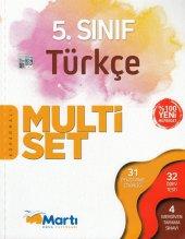 Martı Yayınları 5. Sınıf Türkçe Koparmalı Multi Se...