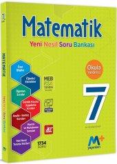 Martı Yayınları 7. Sınıf Matematik Yeni Nesil Soru...