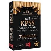 Yargı Kpss Genel Yetenek Genel Kültür Tek Kitap Konu Tüm Adaylar 2020