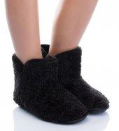 Twigy Omsk Nn0147 Kadın Panduf Ev Ayakkabısı Peluş...
