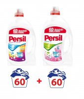 Persil Jel Matik Konsantre Sıvı Deterjan 4,2l 60 Yıkama X2