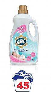 Abc Bebek Çamaşırları İçin Sıvı Çamaşır Deterjanı 45 Yıkama