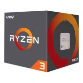 Amd Ryzen &trade 3 1200 3 1ghz (Turbo 3 4ghz) 8mb Am4 İşlemci (Wraith Stealth Soğutuculu)