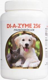 Diazyme 256 Kedi Köpek İçin Sindirim Sistemi Düzenleyici 200gr