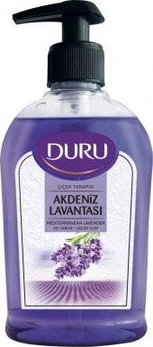 Duru Çiçek Terapisi Akdeniz Lavantası Sıvı Sabun 3...