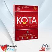 Tonguç Akademi 8.sınıf Kota Konu Taramaları İnkılap Kotası