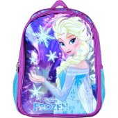 Hakan Çanta Frozen Elsa Mor İlkokul Sırt Çantası H...