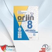 Orjin 8.sınıf Matematik Konu Özetli Soru Bankası