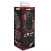 Everest Sgm X77 Gaming Mouse Pad Ve Mouse Siyah