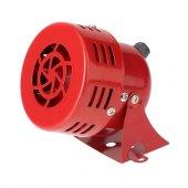 Tvet Küçük Motorlu Dönerli Demir Siren 427369