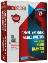Pegem Yayınları 2020 Kpss Genel Yetenek Genel Kült...