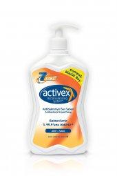 Antibakteriyel Sıvı Sabun 700 Ml Aktif Koruma Pompalı