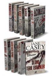 Jane Casey Seti 9 Kitap