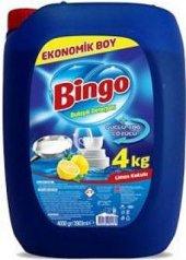 Bingo Bulaşık Deterjanı 4 Lt