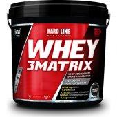 Hardlıne Whey 3 Matrix Protein 4000 Gr