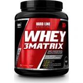 Hardlıne Whey 3 Matrix Protein 908 Gr