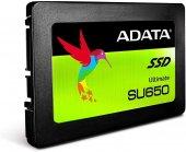Adata Su650 120gb 520mb-450mb S 3d Nand Sata3 2 5 Ssd