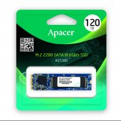 120 Gb Apacer Ast280 M.2 500 470 Mb S Ssd...