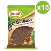 Bağdat Baharat Karabiber 45gr X 15 Adet (Koli)