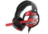 Rampage Rm K5 Noble Siyah Kırmızı 7.1 Surround...