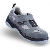 Mekap 157 Süet Çelik Burunlu İş Ayakkabısı 37 Numara
